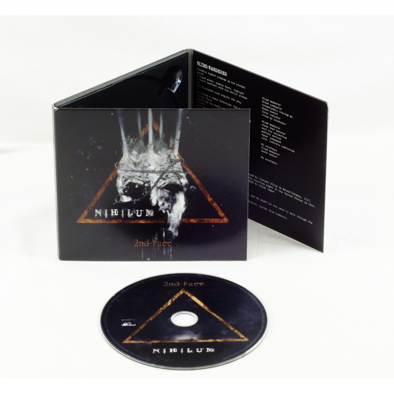 2nd Face - Nihilum CD Digipak