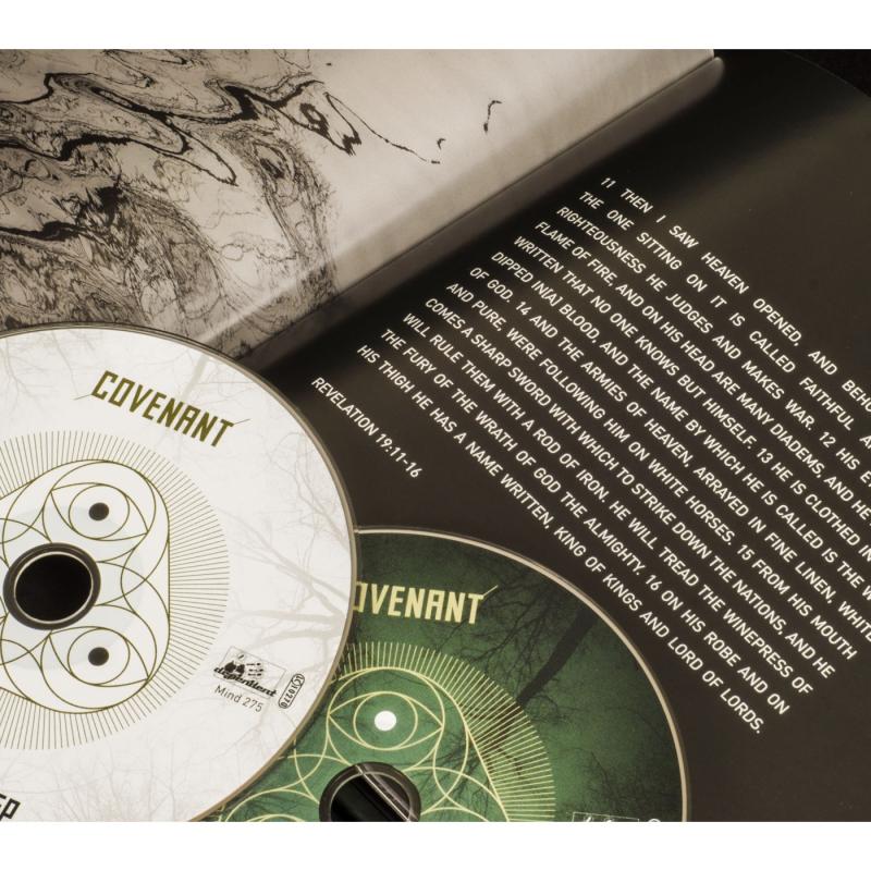 Covenant - The Blinding Dark Book 2-CD