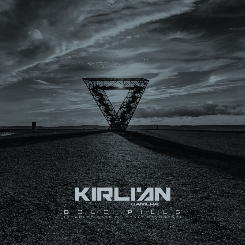 Kirlian Camera - Cold Pills (Scarlet Gate of Toxic Daybreak) Vinyl 2-LP Gatefold  |  Black