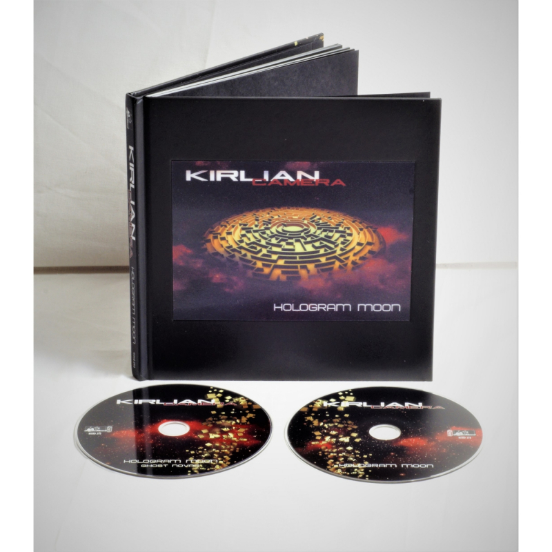 Kirlian Camera - Hologram Moon Book 2-CD