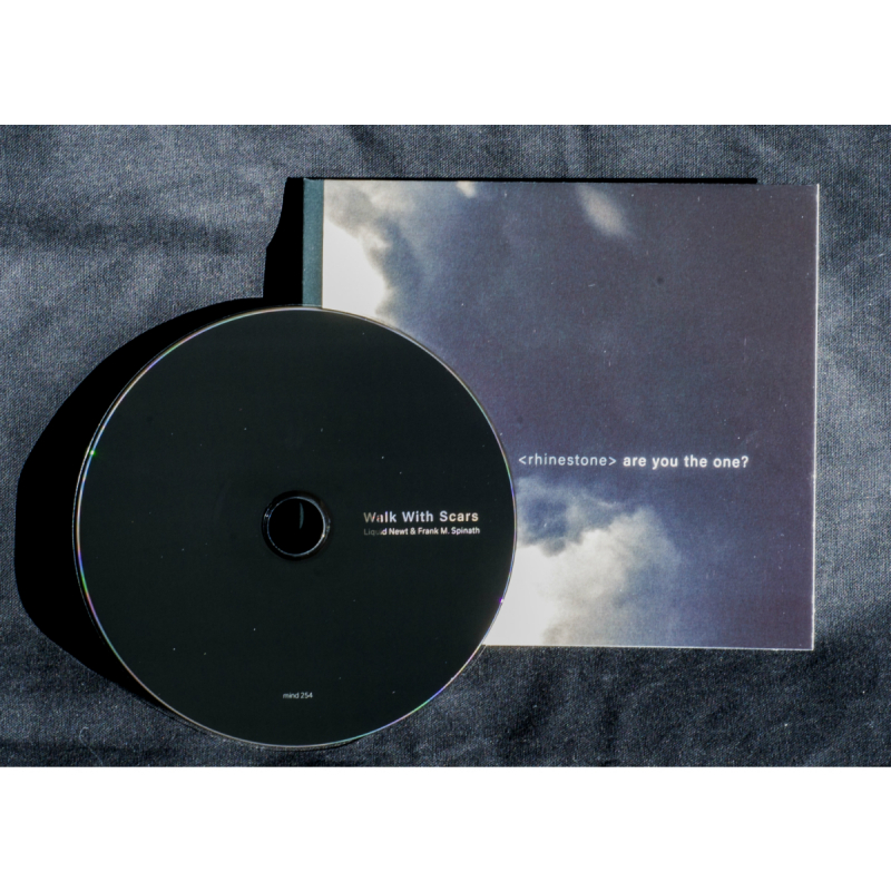 Liquid Newt & Frank M. Spinath - Walk With Scars CD Digipak