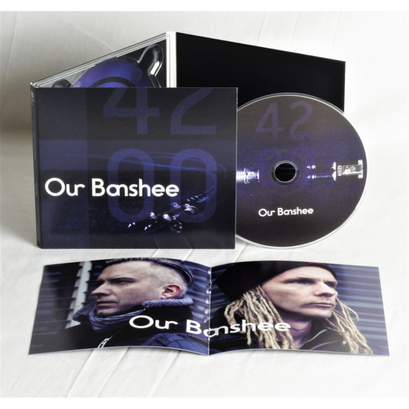 Our Banshee - 4200 CD Digipak
