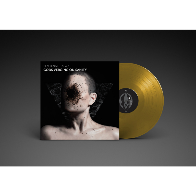 Black Nail Cabaret - Gods Verging On Sanity Vinyl LP  |  Gold