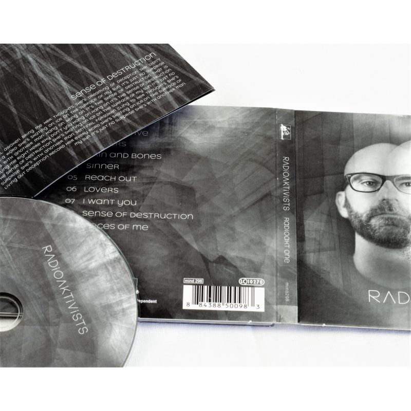 Radioaktivists - Radioakt One CD Digipak