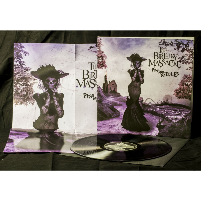 The Birthday Massacre - Pins And Needles CD