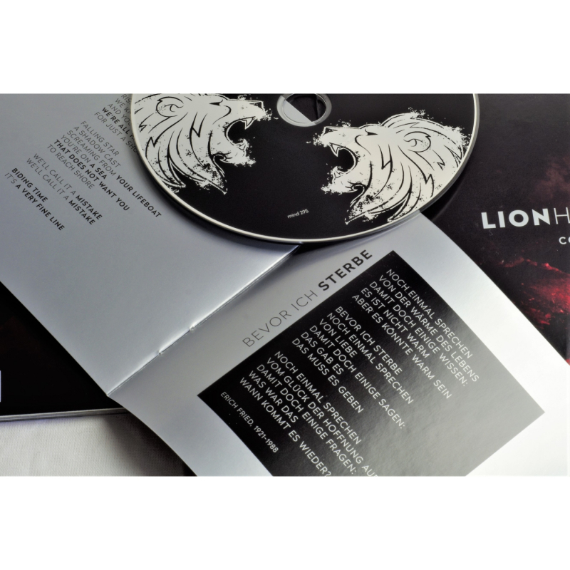 Lionhearts - Companion CD Digipak