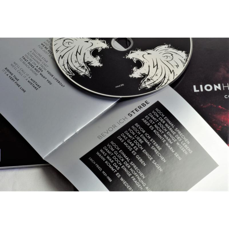 Lionhearts - Companion CD Digipak