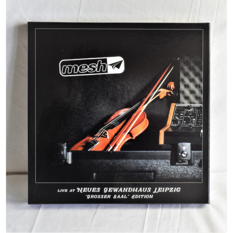 Mesh - Live at Neues Gewandhaus Leipzig Complete Box