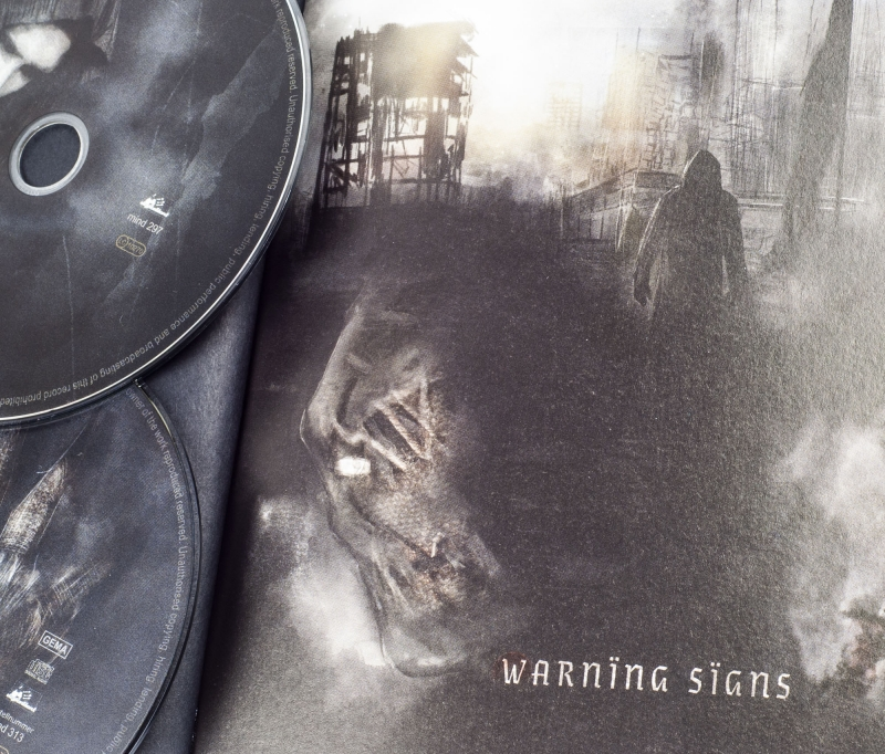 Fix8:Sed8 - Warning Signs Book 2-CD